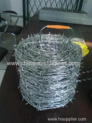 Barbed Fence Iron Wire Factory