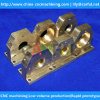 high precision copper parts CNC processing casting copper CNC processing