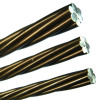 Supply Zn-5%Al-mischmetal alloy-coated steel wire strand (galfan wire strand)