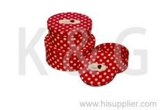 Round Paper Gift Boxes Set