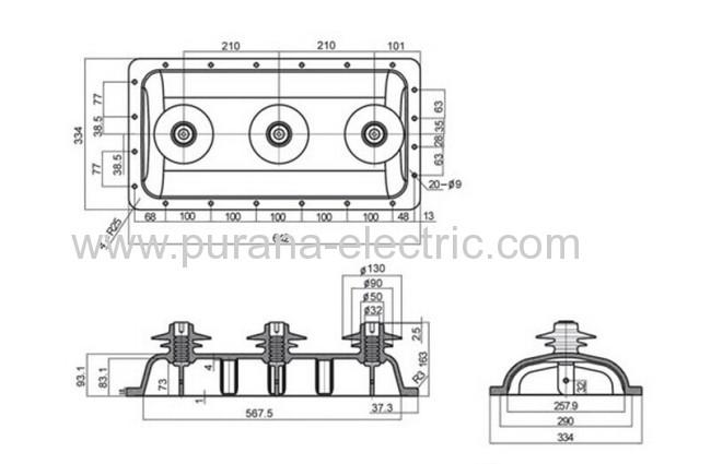 24kv load break switch shell abb sfg type manufacturers