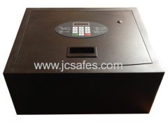 Laser cut top open secure digital safe