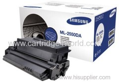 Premium printing performance Samsung Ml-2550DA Original Toner Cartridge