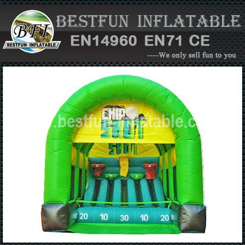 Interesting Inflatable Shooting Game