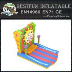 PVC tarpaulin inflatable dart dial