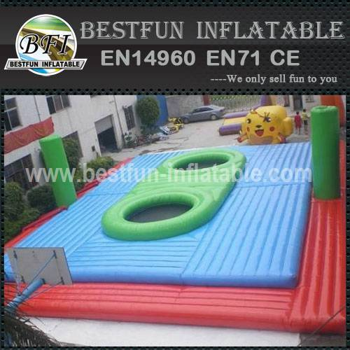 INFLATABLE BOSSABALL PLAYGROUND SALE