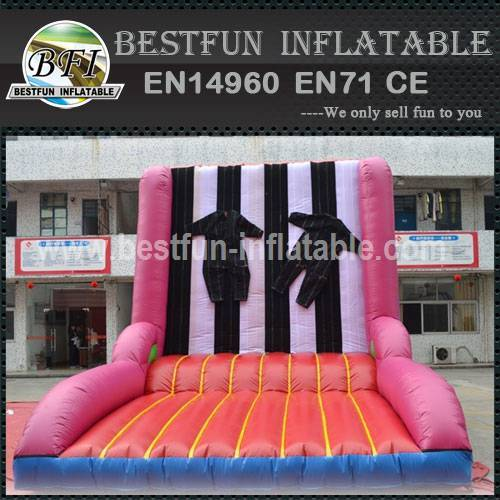 Inflatable Games Velcro Wall