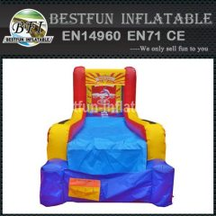 Inflatable Baseball Shoot Game