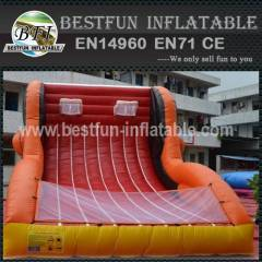 Basketball Inflatable Shooting Game