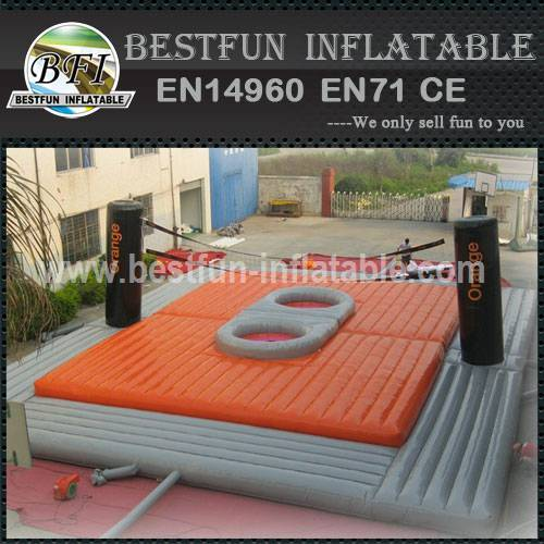 INFLATABLE PLAYGROUND FOR BOSSABALL