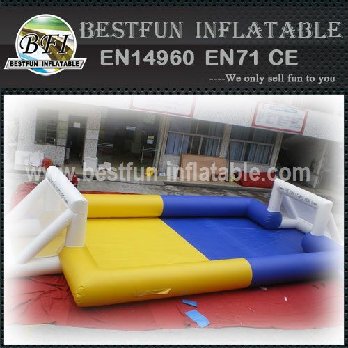 INFLATABLE PLAYGROUND FOR FOOTBALL