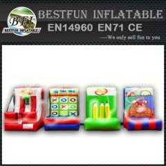 INFLATABLE GAME 4 in 1