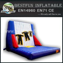 INFLATABLE VELCRO WALL 3 SUITS