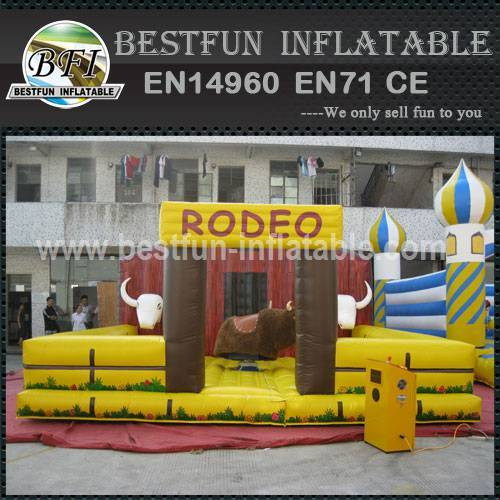 MECHANICAL BULL RODEO EXCLUSIVE VERSION