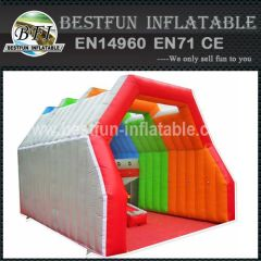 Hot inflatable table football for sale