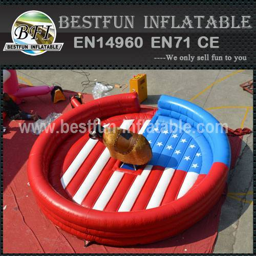 INFLATABLE MECHANICAL BULL RODEO