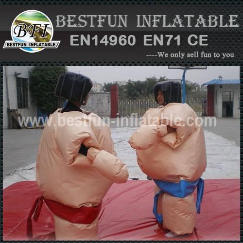 INFLATABLE SUMO COSTUMES MATA