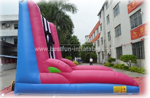 High quality inflatable velcro wall