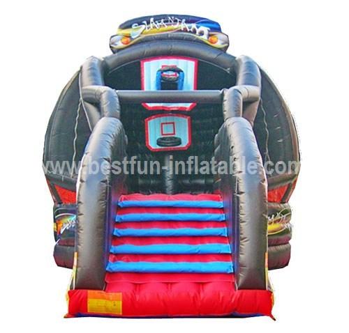 Hoop Mania inflatable basketball game