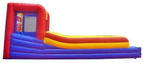 Hot inflatable baseball toss sport games
