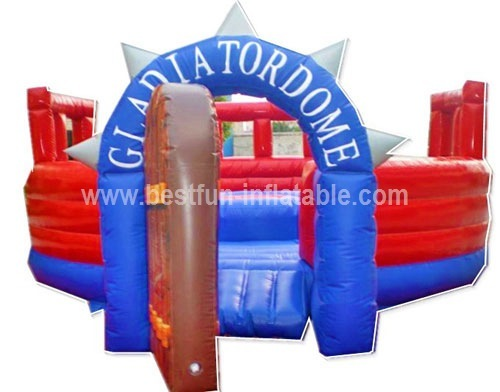 Inflatable gladiator joust for sale