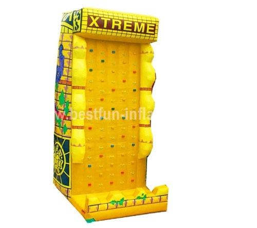 Inflatable Rock Climbing Sports Game