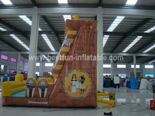 Inflatable rock wall climbing for sale