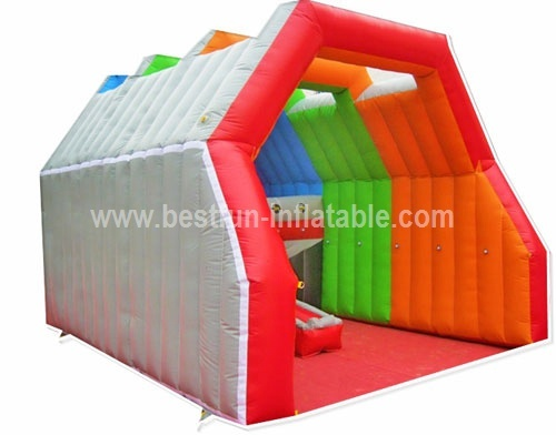 New inflatable human table football for kids