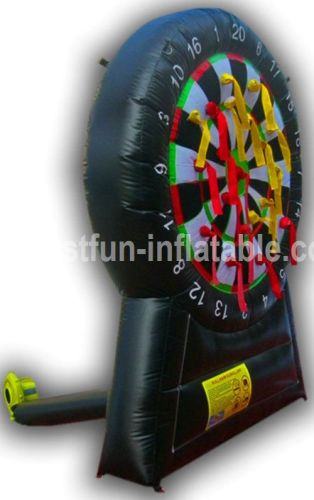 Qualified special inflatable dart game