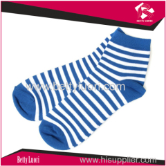 Cotton Stripe Socks Wholesale for Adults