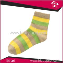 Women Fashional Stripe Soft Socks