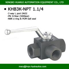 BK3-NPT1 1/4 PN 5800psi hydac standard hydraulic valves