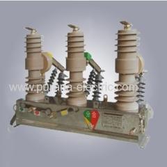 12kV Outdoor High Voltage Alternating Current Vacuum Circuit Breaker