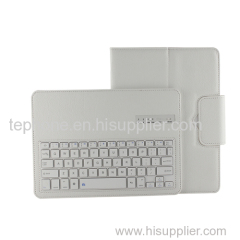white verbatim bluetooth keyboard