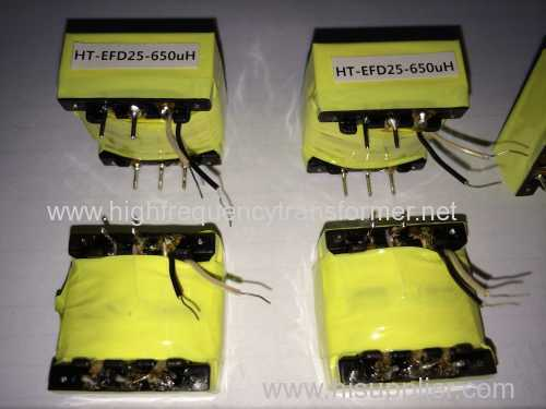 Design of switching power supply transformer / EFD