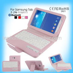 bluetooth keyboard for mac for Samsung Tab 3 Lite T110/T111