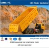 dumper trailer tipper trailer