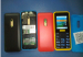 oem gsm unlocked phone for world wide use blue black yellow red gsm mobile phone