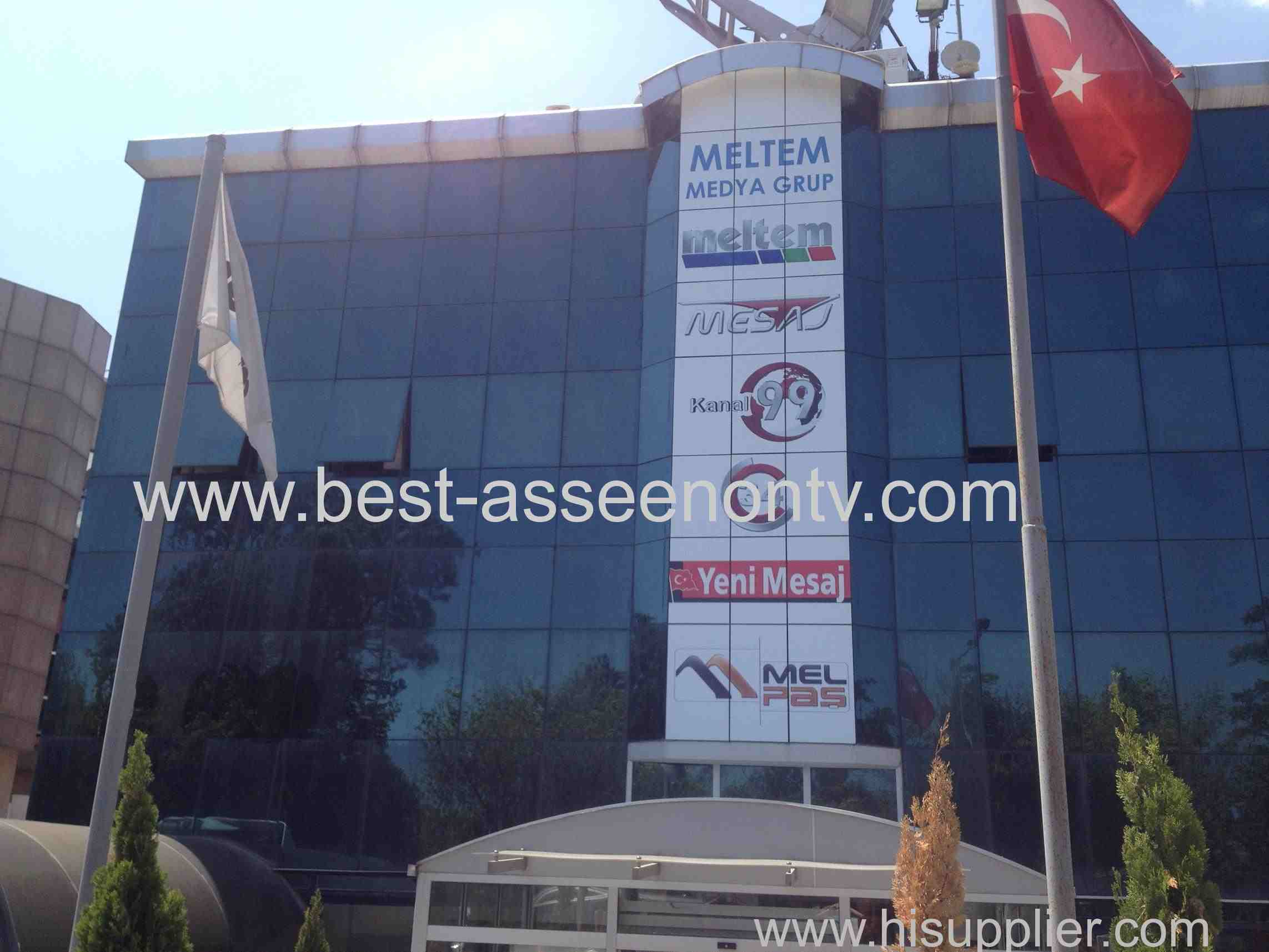 COOPERATE WITH ONE OF BIGGEST TURKEY COMPANY(MELTEM MEDYA GROUP TV CHANNEL)
