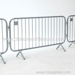 China Police Iron Fence Barrier