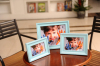 pvc/pp/oblong / creative / wall-mounted / table setup photo frame