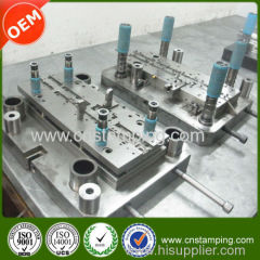 China Metal Stamping Precise Mold Maker