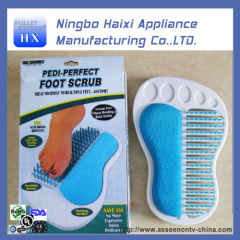 Hot sale pedicure brush foot scrub