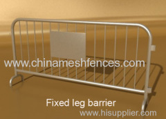 1200mm Height Crowd Control Police Barriers
