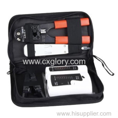Top quality professional ningbo factory useful oem network tool set with tools