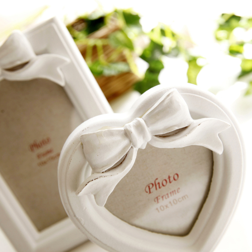 bowknot / creative / cute photo frame