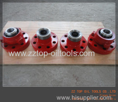 Blind flange API6A and Flanged cross over
