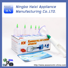 high quality cupping set