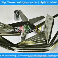high quality Stainless steel parts CNC machining stainless steel milling turning