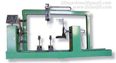 Pressure Vessel Welding Machine